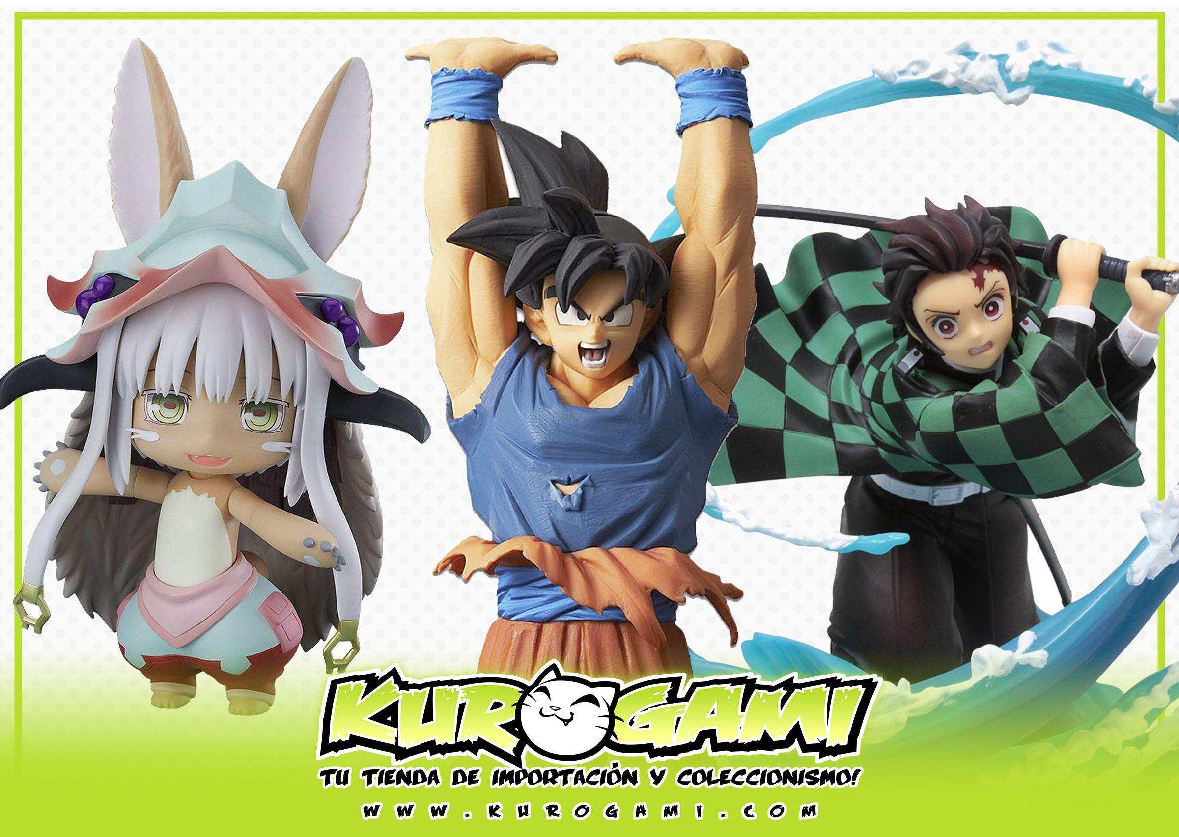 Visita la tienda de Kurogami coleccionismo