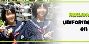 Realidad VS Anime: Uniformes escolares en Japón